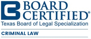 Board Certified TX Criminal Law